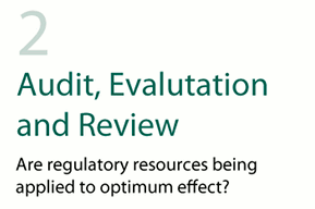 Audit, Evaluation and Review